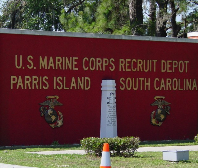Hazing Allegations At Parris Island Reported In All Training