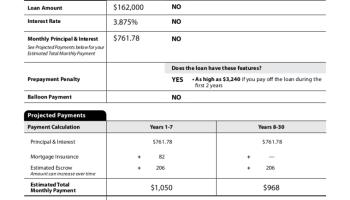 Understanding the price of Closing Costs | U.S. Mortgage Calculator
