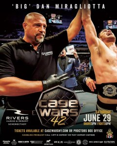 Cage Wars 42 @ Rivers Casino & Resort