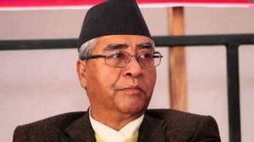 """नेपाली कांग्रेसले हार्दा प्रजातन्त्र हार्छ , त्यसैले यो चुनाव जित्न आवश्यक छ"":- शेरबहादुर देउवा"