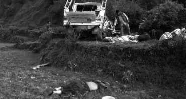 बझाङमा जीप दुर्घटना: दुई जनाको मृत्यु , १२ जना घाईते