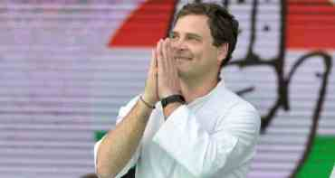 राहुल गान्धीले स्वीकारे हार