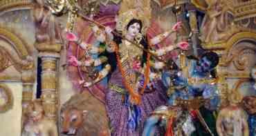 चैते दशैं : दुर्गा भवानीको पूजा आराधाना गरी मनाइदै