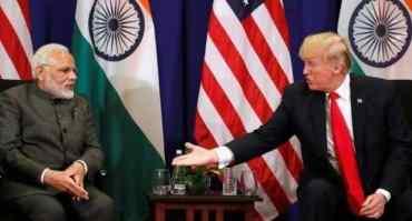 कश्मीर प्रकरणपछि ट्रम्प र मोदीको कुराकानी, नामै नलिई पाकिस्तानमाथि निशाना