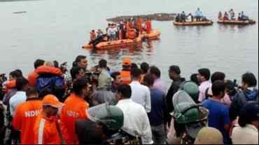 आन्ध्र प्रदेशमा डुङ्गा दुर्घटना हुँदा ११ को मृत्यु