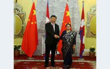 चीनसँगको समझदारीबाट नेपाल तेस्रो मुलुकसम्म सरल पहुँच गर्न थप आधार