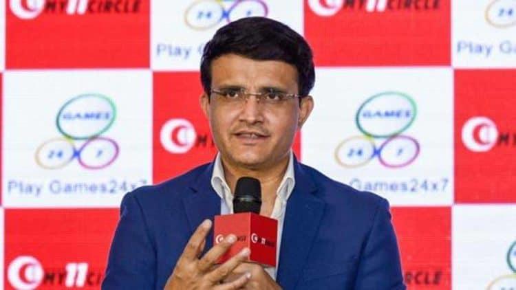 भारतीय क्रिकेट बोर्डको अध्यक्षमा सौरभ गांगुली