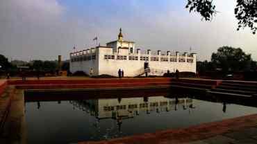 बृहत् बुद्ध परिपथः लुम्बिनी पर्यटन विकासको आधार