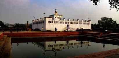 १२ वर्षपछि रूप फेर्दै लुम्बिनी