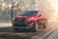 2019 Toyota RAV4: Styling, Well Equipped, OFF-Road Capability