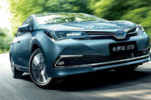 2019 Toyota Corolla Axio Hybrid, Release Date, Redesign, Price