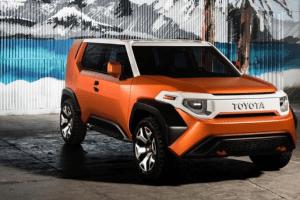 2020 Toyota FJ Cruiser FT-4X Redesign, Release Date, Concept, Price