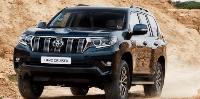 2020 Toyota Land Cruiser Spy Photos, Prado, V8, Redesign, Changes