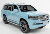 2019 Toyota Land Cruiser Redesign, Price, Specs