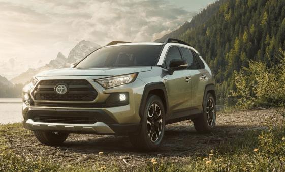 2019 Toyota RAV4 Trims, Hybrid, Price, Specs