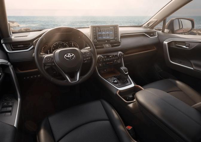 2020 Toyota RAV4 Interior 1