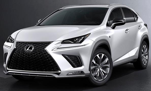 2021 lexus nx redesign  us newest cars