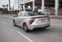 2020 Toyota Mirai Images