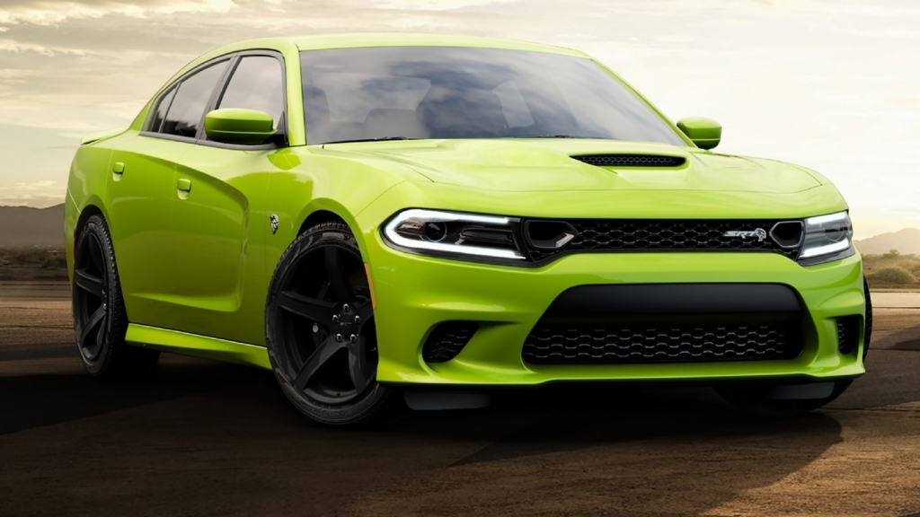 2021 Dodge Charger Exterior