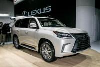 2021 Lexus LX 570 Pictures