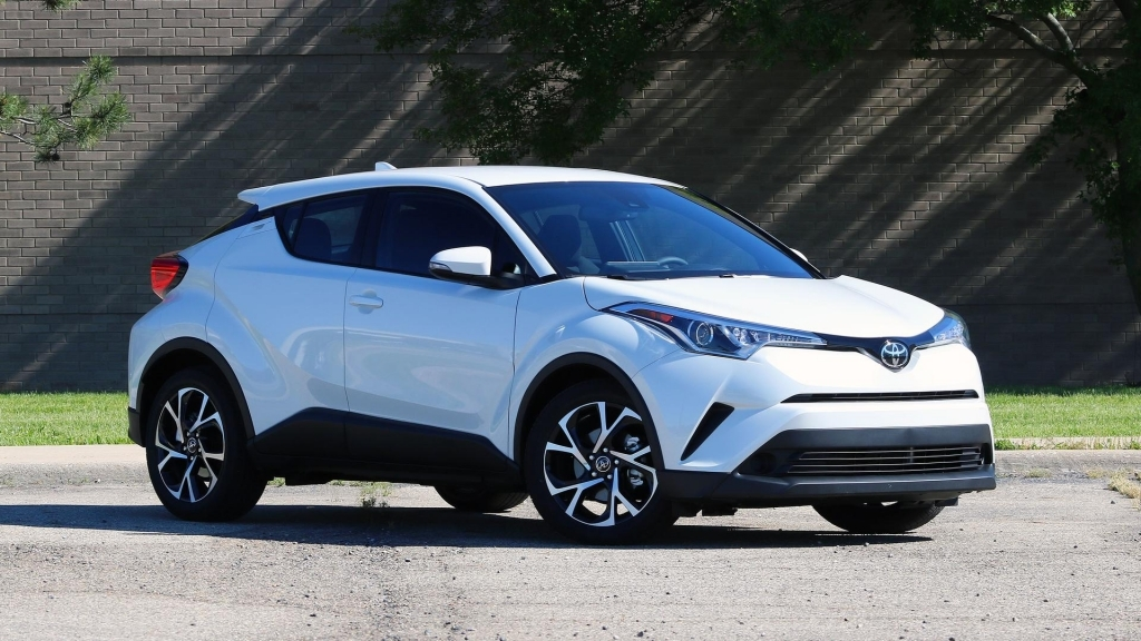 2021 Toyota CHR Drivetrain