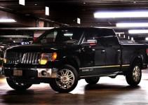 2020 Lincoln Mark LT Concept
