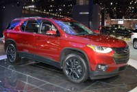 2021 Chevy Traverse Drivetrain