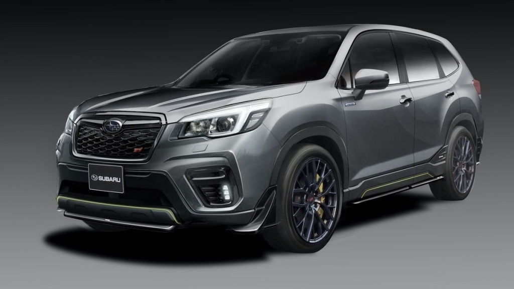 2021 Subaru Forester Redesign
