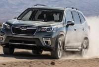2021 Subaru Forester Spy Shots
