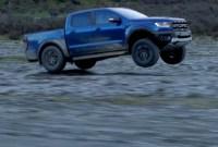 2021 Ford Ranger Raptor Concept