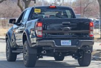 2021 Ford Ranger Raptor Drivetrain