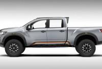 2021 Nissan Titan Warrior Wallpapers