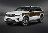 2021 Jeep Grand Wagoneer Spy Shots