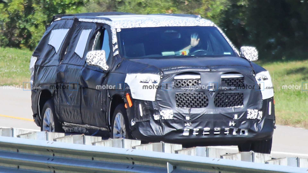 2021 Cadillac Escalade Powertrain