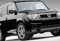 2021 Honda Element Redesign