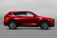 2021 Mazda CX5 Spy Photos