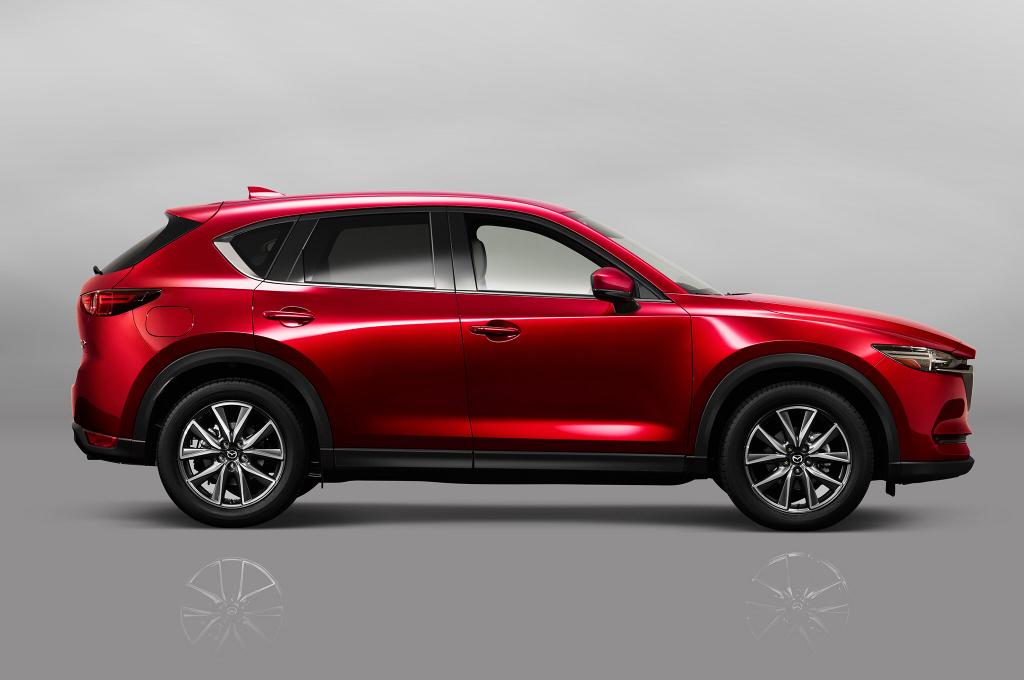 2021 Mazda CX5 Spy Photos