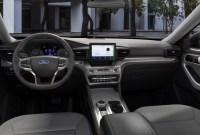 2021 Ford Explorer XLT Concept