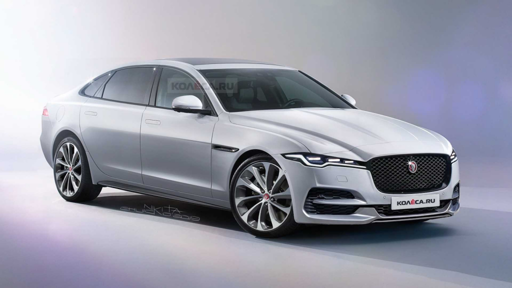 2021 Jaguar XE Wallpaper