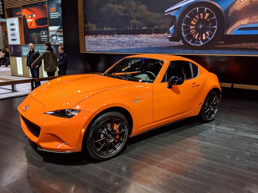 2021 Mazda MX5 Miata Spy Photos   US Newest Cars