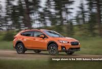 2021 Subaru Crosstrek Specs