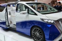 2021 Toyota Alphard Pictures