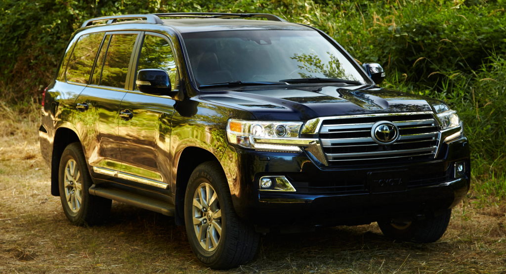 2022 Toyota Land Cruiser Pictures