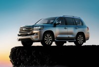 2022 Toyota Land Cruiser Spy Photos