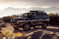 2022 Toyota Land Cruiser Spy Shots