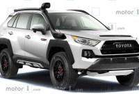 2022 Toyota RAV4 Spy Shots