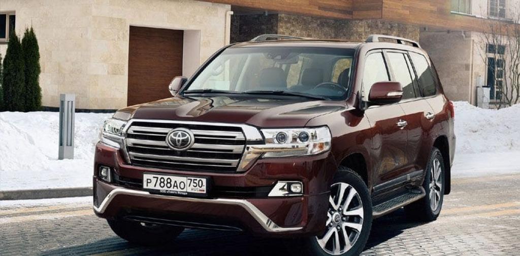 2021 Toyota Land Cruiser 300 Price