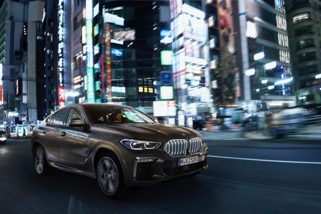 2022 BMW X6 Drivetrain