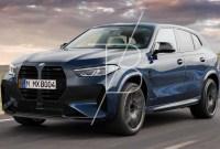 2022 BMW X6 Redesign
