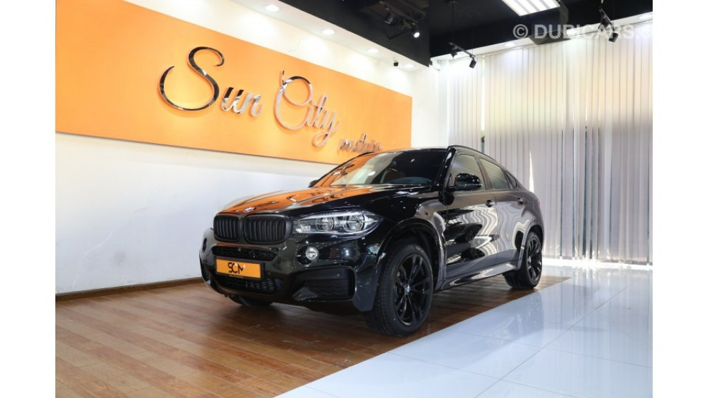 2022 BMW X6 Spy Shots